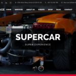Automotive WordPress Theme - Garage- Template7
