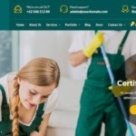 Cleanco - Cleaning Service Company WordPress Template7